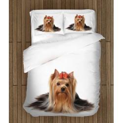 Lenjerie de pat Yorkshiere Terrier
