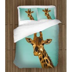 Lenjerie de pat Girafă - Giraffe