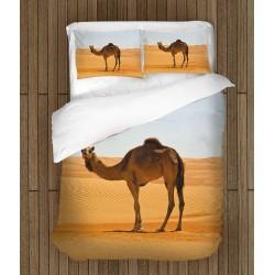 Cearșafuri de pat Cămilă- Camel