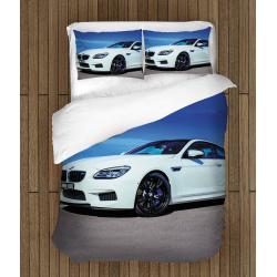 Lenjerie de pat BMW - BMW White