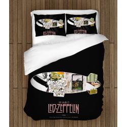 Set de pat Fan Led Zepplin