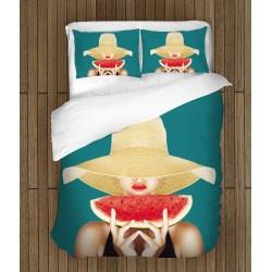 Lenjerie de pat cu aer de prospețime Ispită de vară - Summer Temptation