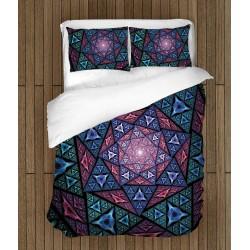 Set de pat Artă Perete magic - Magic Wall