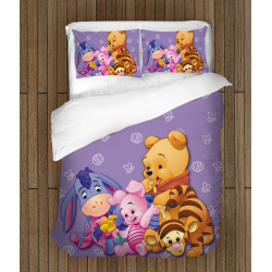 Lenjerie de pat Winnie de pluș - Winnie The Pooh