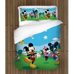 Lenjerie de pat Mickey Mouse - Mickey Mouse