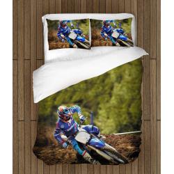 Cearșafuri cu Motociclete Yamaha - Motorcycle Yamaha