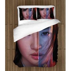 Lenjerie de pat modernă Mulan