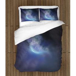 Lenjerie de pat elegantă Nebula - Sky Nebula