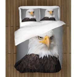 Set lenjerie de pat Vultur - Eagle