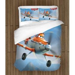 Lenjerie de pat pentru copii Avioane - Planes