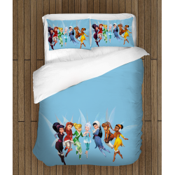 Cearșafuri pentru copii Zâne de basm -Fairy Tale Fairies