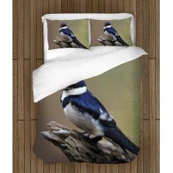 Set lenjerie de pat Pasăre - Bird