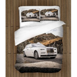 Set de pat de Design Rolls Royce
