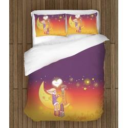 Lenjerie de pat Noapte roamntică- Romantic Night