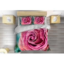 Lenjerie de pat Minunăție roză- Pink Magic