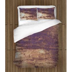 Set de pat temă Abstractă Rugină - Rust