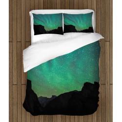 Set de pat cearșafuri Lumini - Lights