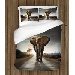 Lenjerie de pat Elefant - Elephant