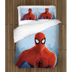 Set de pat pentru copii Omul-Păianjen Spiderman
