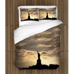 Lenjerie de pat Statuia Libertăți- The Statue Of Liberty