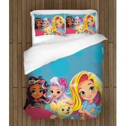 Lenjerie de pat pentru copii - Sunny Day
