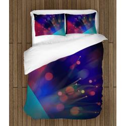 Lenjerie de pat 3D elegantă Proaspăt - Fresh