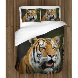 3D Set lenjerie de pat Tigru - Tiger