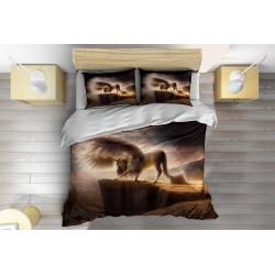 Lenjerie de pat interesantă Transformare - Transformation