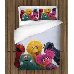 Cearșafuri pentru copii Sesame Street - Sesame Street