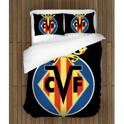Lenjerie de pat Fotbal FC Villarreal- Villarreal