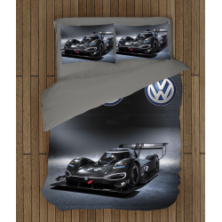 Cearșafuri cu mașini de curse Volgkswagen - Volgkswagen Race Car