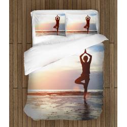 Lenjerie de pat Yoga - Yoga