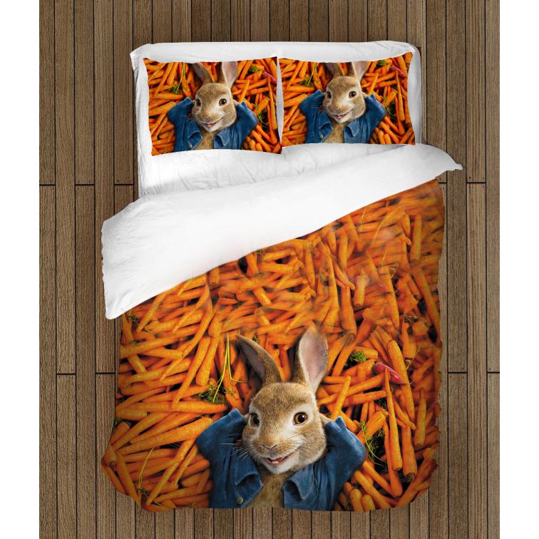 Lenjerie de pat distractivă Iepurașul Peter - Peter The Bunny