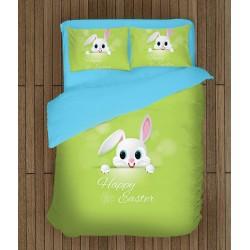 Lenjerie de pat festivă Paște fericit - Happy Easter