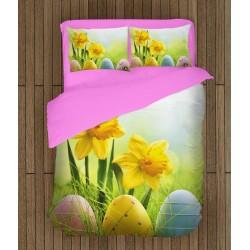 Set de pat Paște multicolor - Colorful Easter