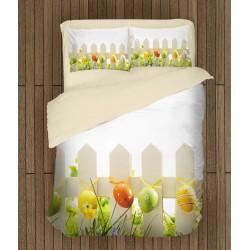 Lenjerie de pat Decor de Paști- Easter Decoration