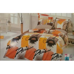 Lenjerie de pat de Design - 100% Bumbac Ranforce - Grace