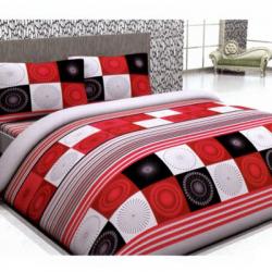 Lenjerie de pat de Boutique - 100% Bumbac - Margaret