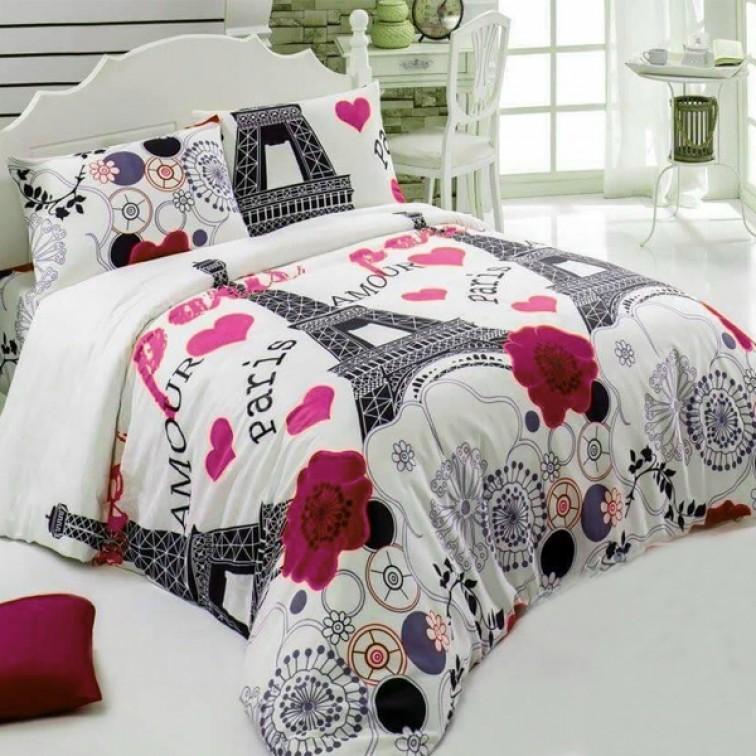 Lenjerie de pat de Boutique - 100% Bumbac - Nova