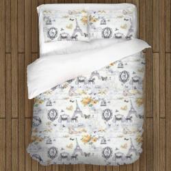 Lenjerie de pat de Boutique - 100% Bumbac - Ivy